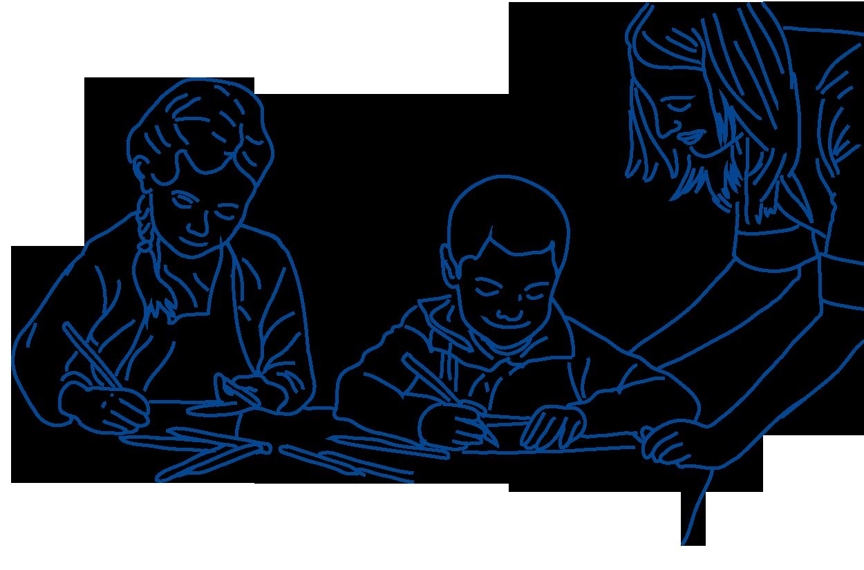 Kurse für Kinder_blau