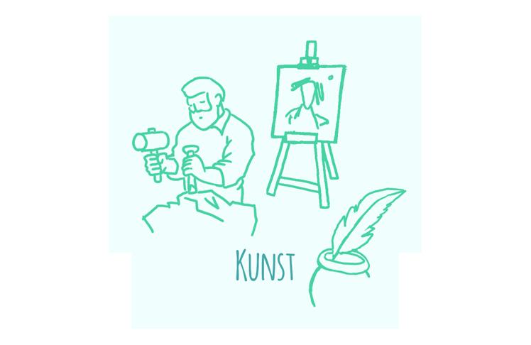 Illustration-Kunst